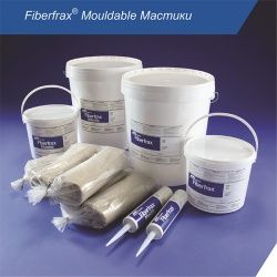 fiberfrax® mouldable мастики